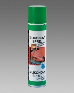 Silikonový olej sprej 400 ml