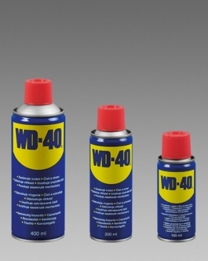 WD 40 karton