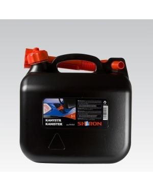 Kanystr na benzín 5l karton