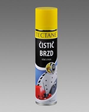 Čistič brzd a odmašťovač citron karton
