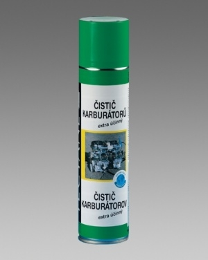 Čistič karburátoru – čistič motoru 400 ml